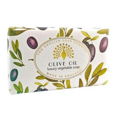 Vintage Olive Oil soap bar