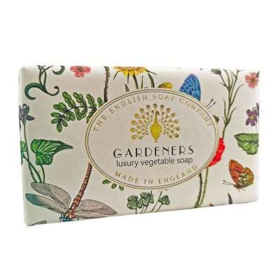 Vintage Gardeners Exfoliating Soap Bar