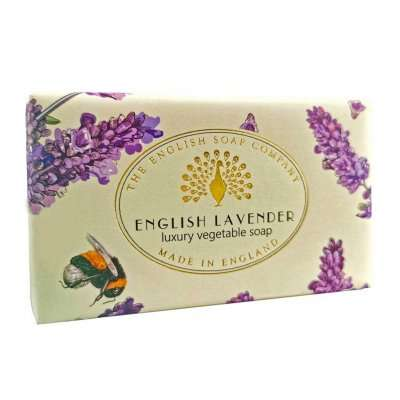 English Lavender Vintage Soap Bar