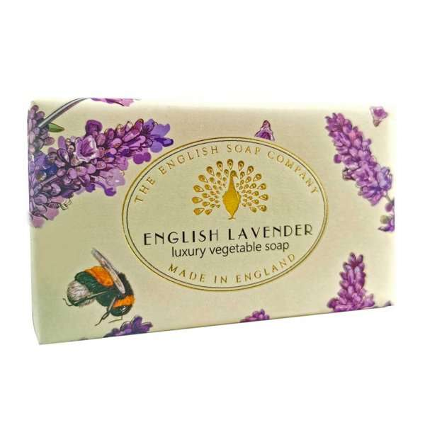 Vintage English Lavender Soap Bar