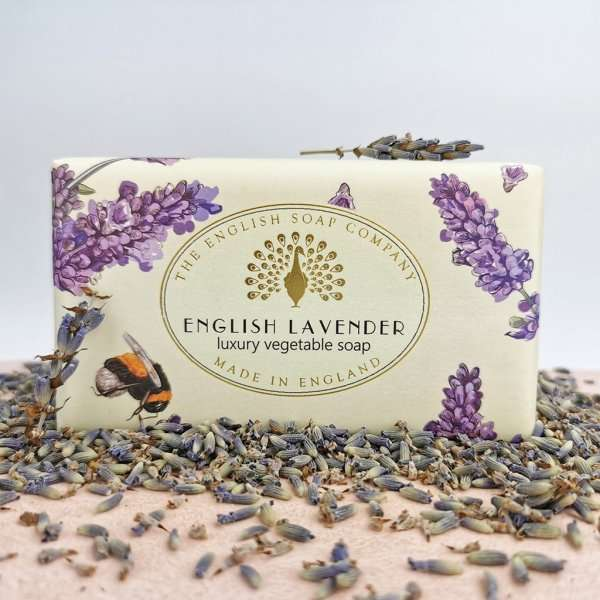 English Lavender Vintage Soap