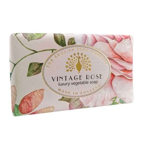 Vintage Rose Soap Bar