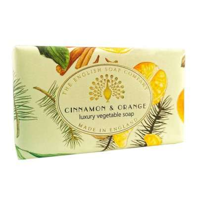 Vintage Cinnamon & Orange Soap Bar