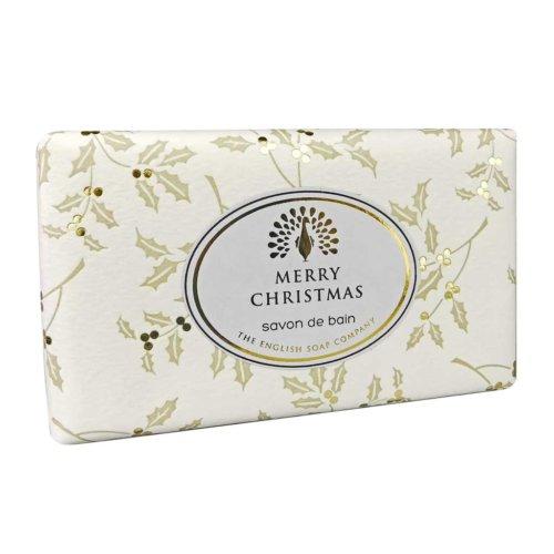 Merry Christmas Festive Soap Bar