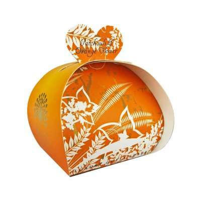 Patchouli & Orange Flower Luxury Guest Soaps