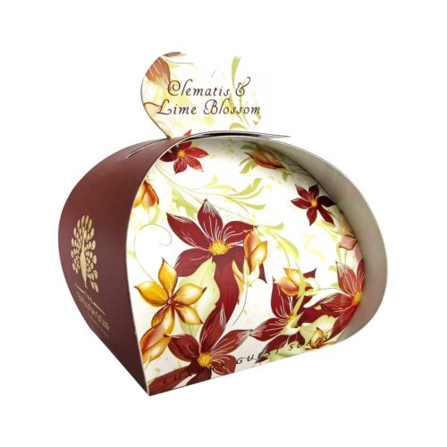 Clematis & Lime Blossom Luxury Guest Soaps