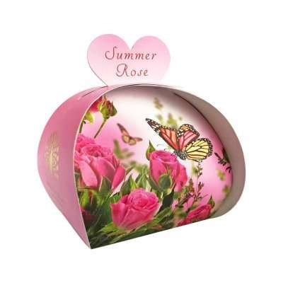 Summer Rose Luxury Guest Soaps