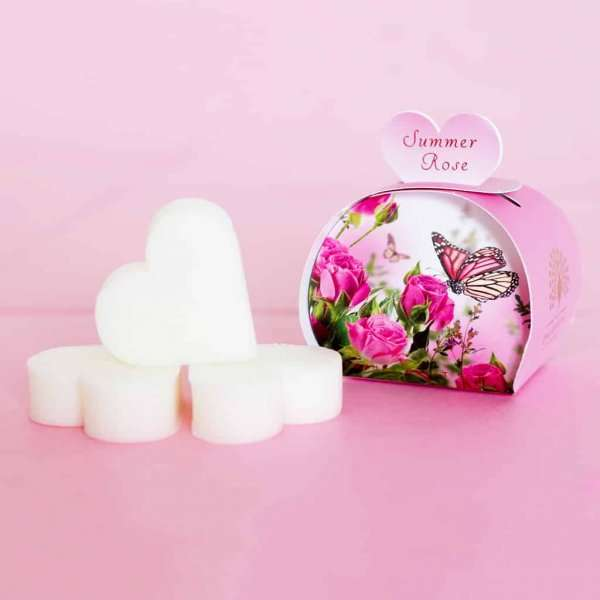 Rose Guest Soaps