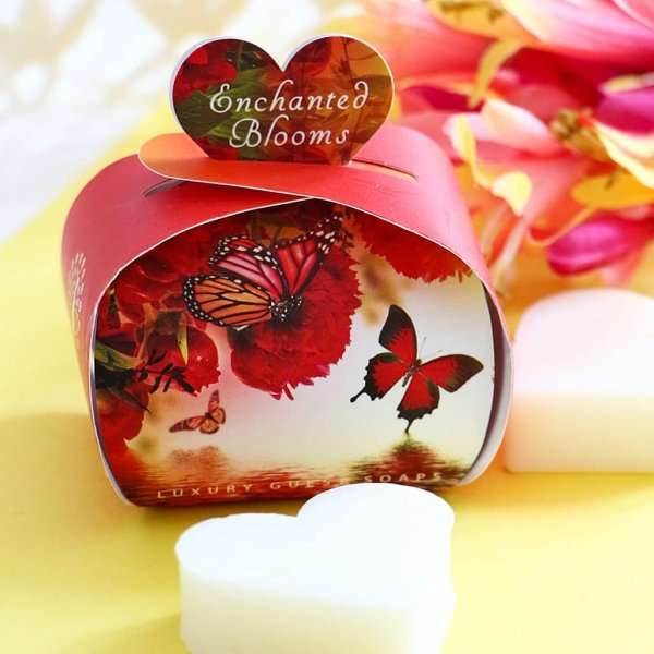Enchanted Blooms Guest Soaps