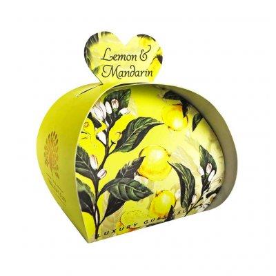 Lemon and Mandarin Guest Soaps