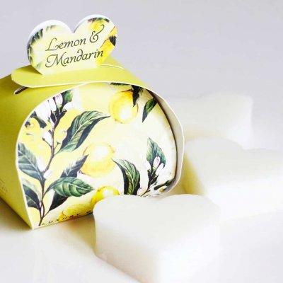 Lemon Mandarin Guest Soaps