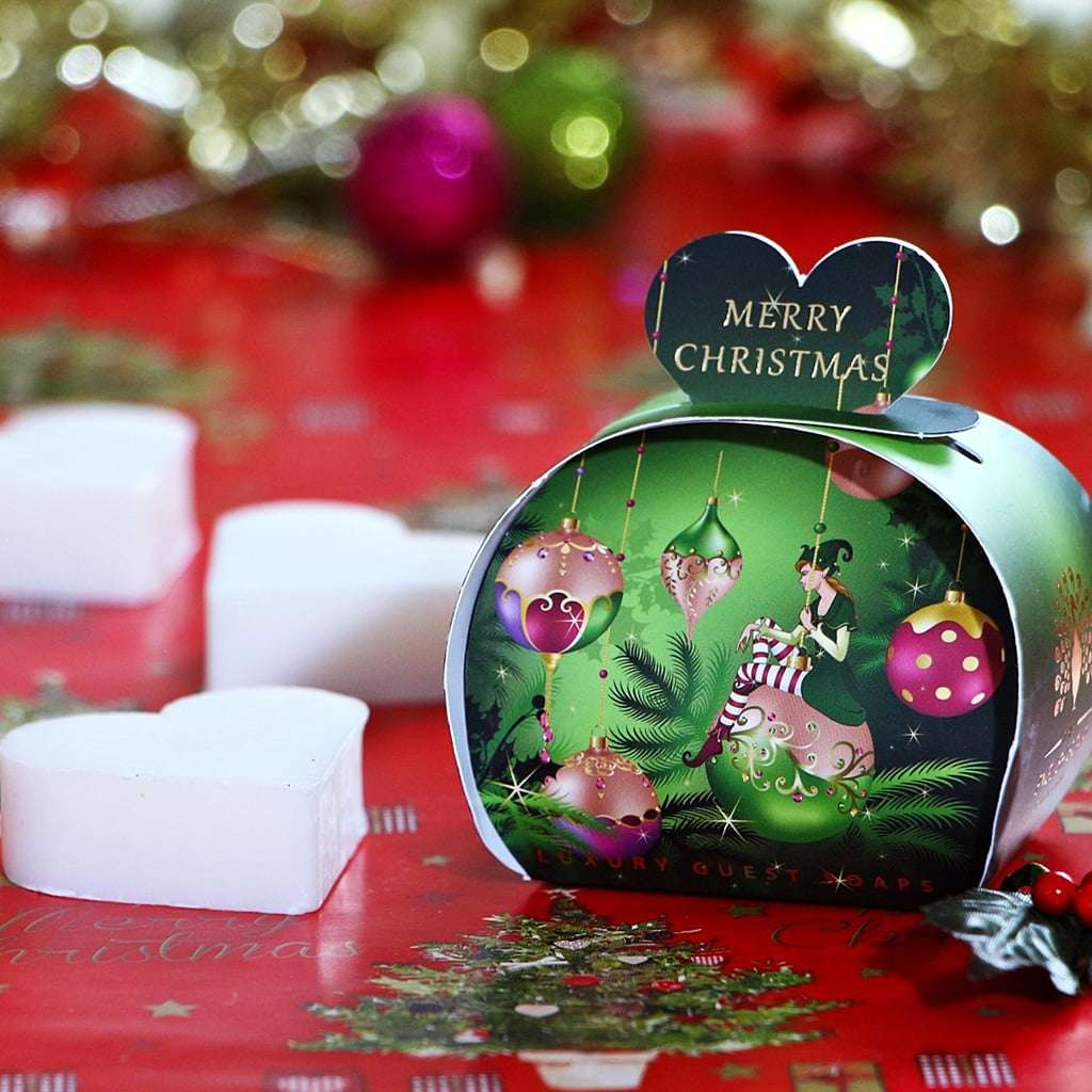 Christmas Elf Guest Soaps