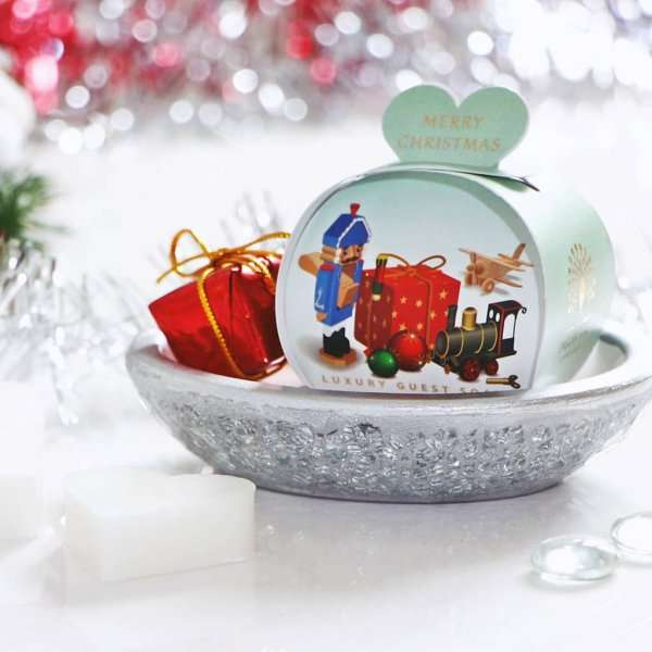 Christmas Guest Soaps