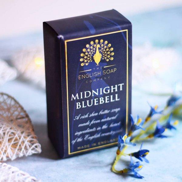 Pure Indulgence Midnight Bluebell Soap