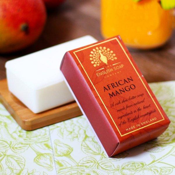 Pure Indulgence African Mango Soap