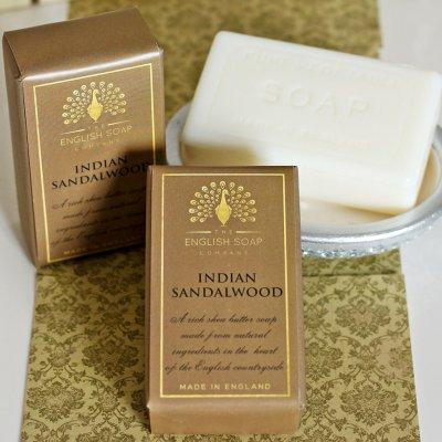 Pure Indulgence Indian Sandalwood Soap