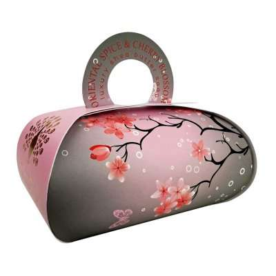 Oriental Spice & Cherry Blossom Large Gift Bag Soap