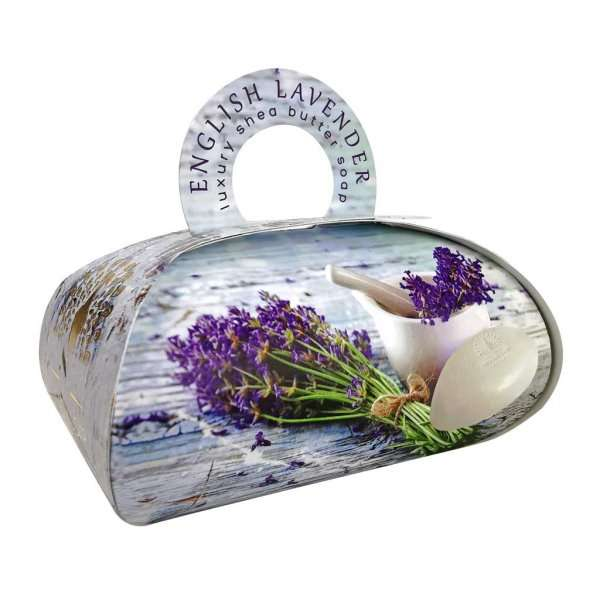 English Lavender Large Gift Bag Soap