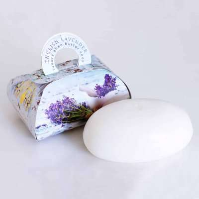 English Lavender Large Gift Soap