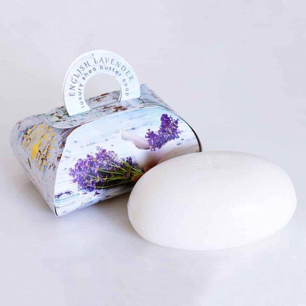 English Lavender Large Gift Soap