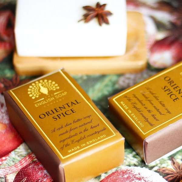 Pure Indulgence Oriental Spice Soap