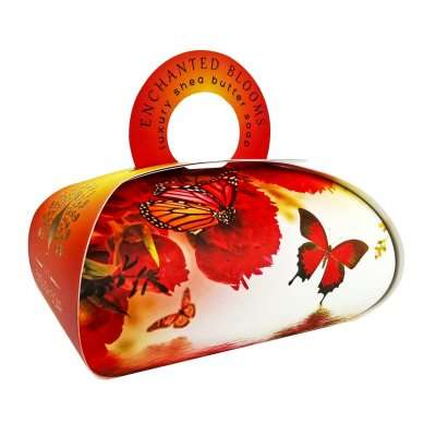 Enchanted Blooms Large Gift Bag Soap