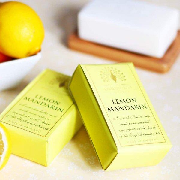 Pure Indulgence Lemon Mandarin Soap