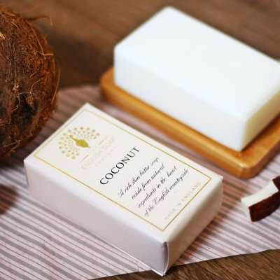Pure Indulgence Coconut Soap