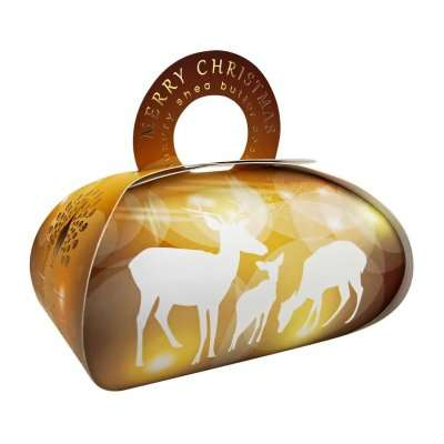 Reindeer Large Gift Bag Soap