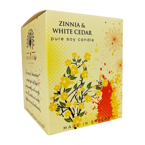 Zinnia-&-White-Cedar-Pure-Soy-Candle
