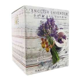 English Lavender Candle