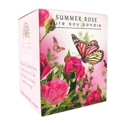 Summer-Rose-Pure-Soy-Candle