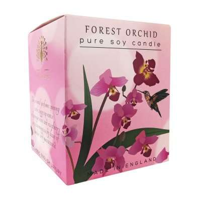 Forest Orchid Candle