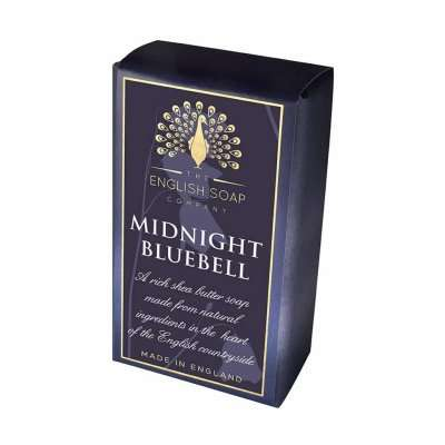 Midnight Bluebell Pure Indulgence Soap