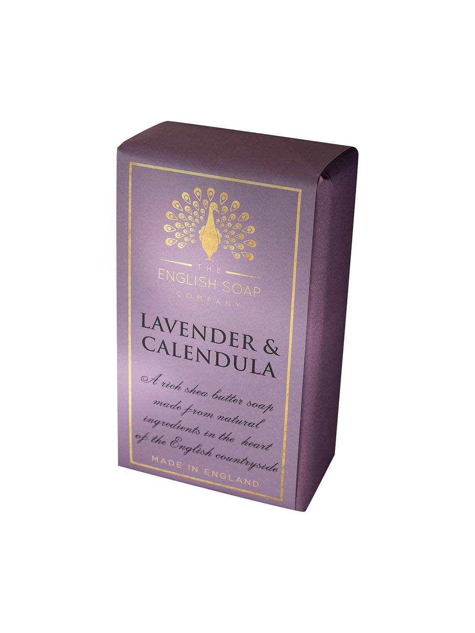 Pure indulgence - soap Lavender Calendula 200g