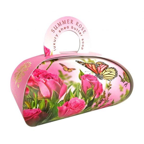 Summer Rose Large Gift Bag Soap