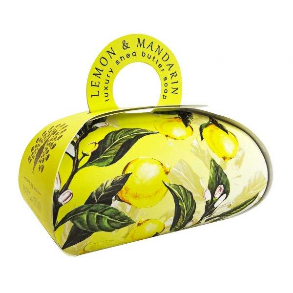 Lemon & Mandarin Large Gift Bag Soap