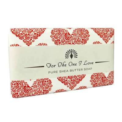 Summer Rose For The One I love Soap Bar