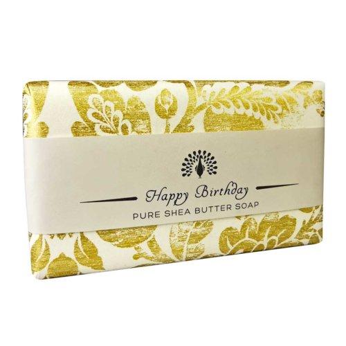 Happy Birthday Lavender Soap Bar