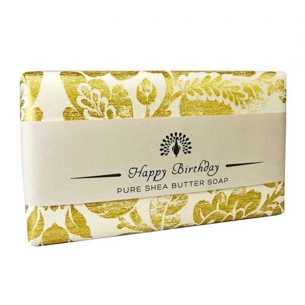 Lavender Happy Birthday Soap Bar