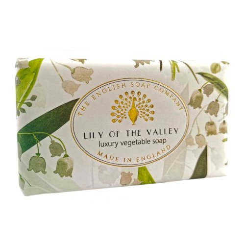 Lily Of The Valley Vintage Soap Bar