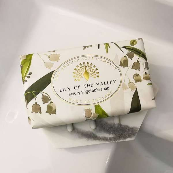 Vintage Lily of The Valley Soap Bar