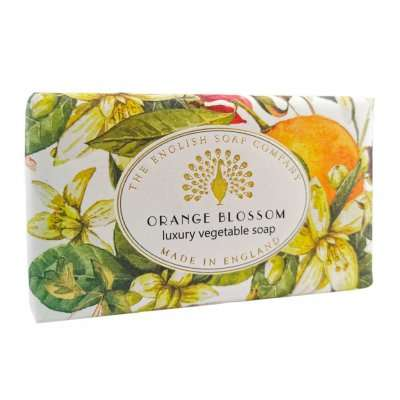 Orange Blossom Vintage Soap Bar