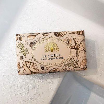 Vintage Seaweed Soap Bar