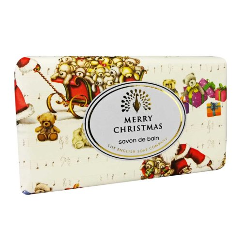 Father Christmas Festive Soap Bar