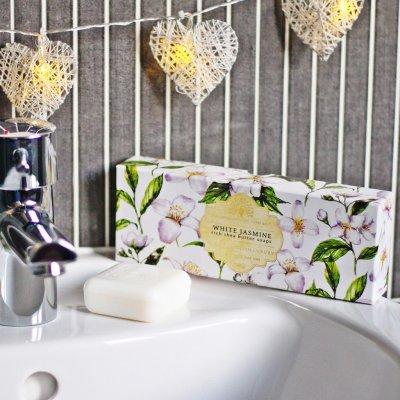 Jasmine Gift Boxed Hand Soaps