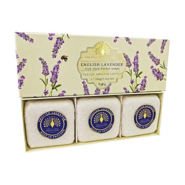 Lavender Hand Soap Gift Set