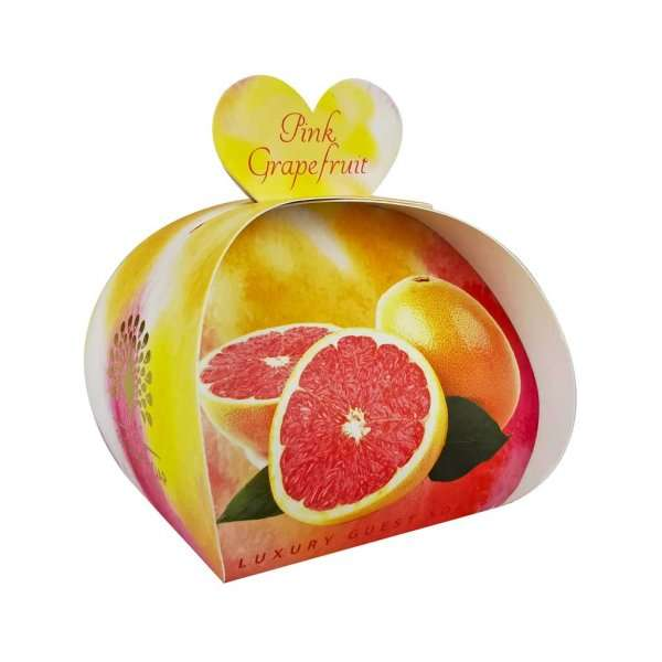 Pink Grapefruit Guest Soaps
