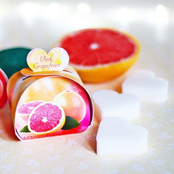 Grapefruit Guest Soaps