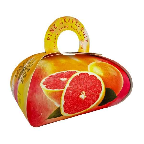 Pink Grapefruit Large Gift Bag Soap